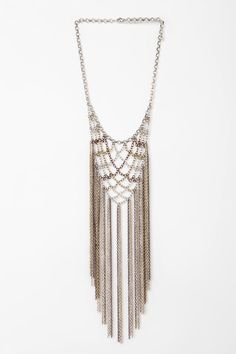 Adelaide Mesh Necklace
