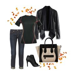 """fall layers"" by uvcouture on Polyvore"
