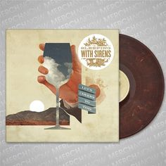 Let's Cheer To This Red / White LP : MerchNOW
