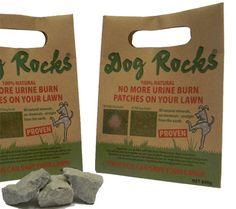 Dog-Rocks - Lawn Protector System