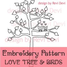 Love Tree And Birds 15049