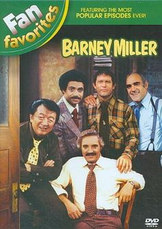 Sony Home Pictures Barney Miller: Fan Favorites