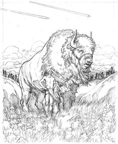 elk coloring page Rocky Mountain Elk coloring page