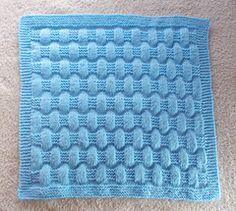 Marianna's Lazy Daisy Days: Jordan Baby Blanket – Knitting Blanket Modern Baby Cardigan Knitting Pattern Free, Free Baby Blanket Patterns, Baby Hats Knitting, Baby Knitting Patterns, Baby Patterns, Free Knitting, Crochet Patterns, Easy Knit Baby Blanket, Knitted Baby Blankets