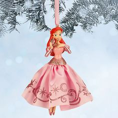 Ariel Sketchbook Ornament  $12.95