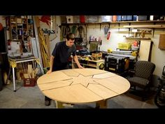 Builder Selling DIY Plans to a Fletcher-Capstan-Style Table: What Say You? - Core77