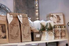 Homemade gift bags