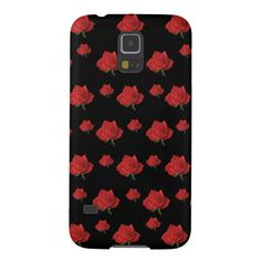 Red Roses Cases For Galaxy S5