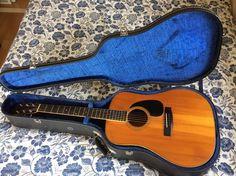S.YAIRI YD304 Vintage 1975 Acoustic Guitar Beautiful JACARANDA FREE SHIPPING #KYAIRI