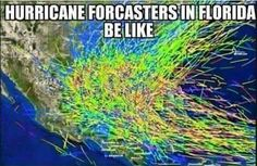 Hurricane forcasters in Florida!!