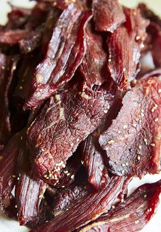 Learn how to make beef jerky in the oven - a simple guide to make traditional…