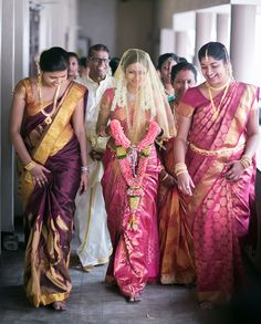Gayatri & Shyam's Sri Lankan Tamilian Wedding by Amar Ramesh