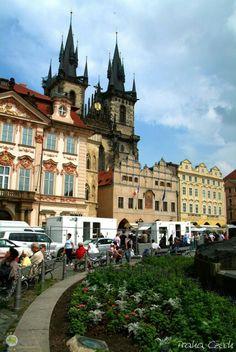 Igreja Týn - Praga - República Tcheca
