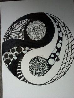 Balance mandala created by Xta
