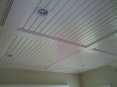 beadboard paneling for ceiling - Google Search