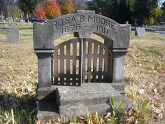 Heaven's Gates - Wyuka Cemetery - Lincoln, Nebraska Celestial Reflections Photography