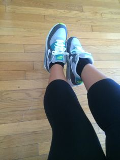Love my new kicks! #nike #airmax