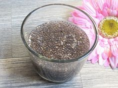 Rezepte mit Herz ♥: Chia Samen Info + Zubereitung Gel