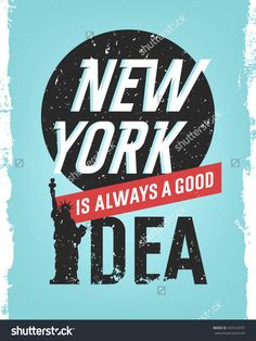 Motivational Quote Design. Typographic Creative Poster Concept. Vintage Hipster Illustration. New York - 347618741 : Shutterstock