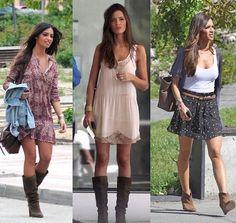 El blog de Sara carbonero las claves de su estilo   demujer moda