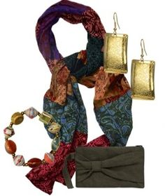 Trades of Hope - Shades of the World Bundle - All four pieces for $90 at www.mytradesofhope.com/LauraJWilson