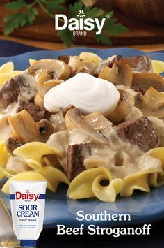Make weeknight dinner delicious with this quick-to-fix classic. Savory with sirloin and fresh mushrooms, it's on the table in 20 minutes!