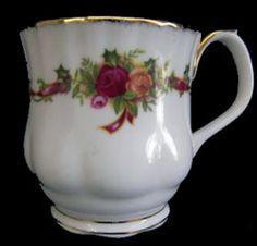 Royal Albert - Karácsony, Ünnep, vagy téli Tematikus Patterns - Special Collections www.royalalbertpatterns.com