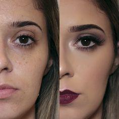 Maquiagem para book
