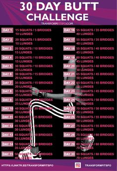 Welcome to the squat challenge! This 30 day workout will get you get pumped up for your butt goals and deliver serious results! Squat Challenge, 30 Day Workout Challenge, Workout Routines For Women, At Home Workout Plan, Workout Plans, Fun Workouts, At Home Workouts, Morning Workouts, Training Exercises
