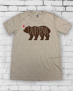 Shop Now http://hometown-apparel.com/product/calfornia-mens-tshirt/