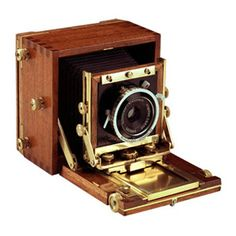 The Rayment 6 x 7 cm Technical Camera