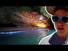 LES PLUS BELLES GROTTES DU MONDE - Portugal - YouTube