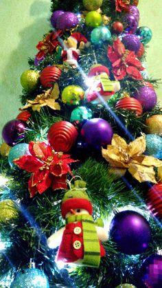 Natal on Pinterest Christmas Trees, Purple Christmas ...