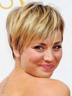 Kaley Cuoco Hairstyle http://www.livefitandhealthylife.com/2015/01/the-big-bang-theorys-kaley-cuoco.html