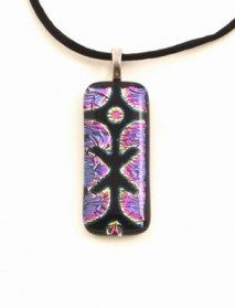 Great way to use patterned dichroic