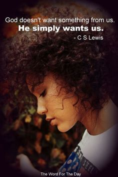 C.S. Lewis. A broken heart and a contrite spirit