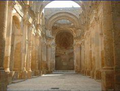 Norman Cathedral, Naro (Agrigento), Sicily.
