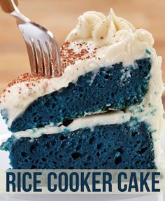 How To Make A Cake In Your Rice Cooker