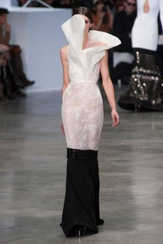 Défilé Haute Couture Stephane Rolland Printemps-Été 2013 - Marie Claire