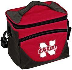 Kohl's Logo Brand Nebraska Cornhuskers Halftime Lunch Cooler