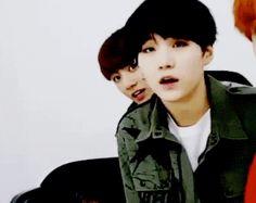 YOONKOOK IS REAL ♥