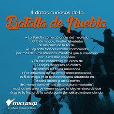 4 datos curiosos de la Batalla de Puebla.