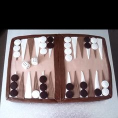 For the backgammon lovers!