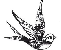 I want this as a tattoo to cover up a silly tatoo I got when I was 15. I love sparrows because my mom used to sing a song about sparrows when I was little. Just reminds me of the love I have for her.