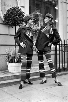 43 inspiring vintage street style photos from the ladies who did it first.