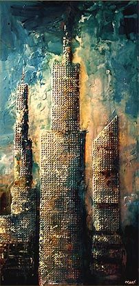 osnat tzadok | ... ABSTRACT ART CONTEMPORARY PAINTINGS BY OSNAT TZADOK by osnat tzadok
