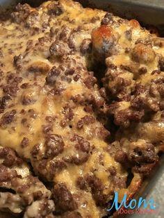 cheeseburger-casserole