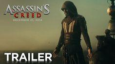 Ubisoft y 20th Century Fox ha lanzado el segundo tráiler de 'Assassins Creed', adaptación a la gran pantalla de la popular saga de videojuegos que ha dirigido Justin Kurzel ('Macbeth').   - http://j.mp/2e2qdwu