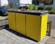 Outdoor Furniture, Outdoor Decor, Outdoor Storage, Shed, Home Decor, Contemporary Design, Stainless Steel, Metal, Architecture