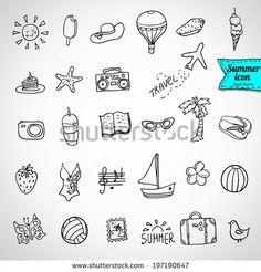 Doodle Ilustraciones en stock y Dibujos   Shutterstock